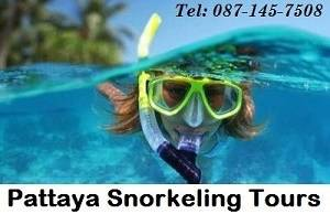Pattaya Snorkeling Tours at Coral Islands: Family Discounts.