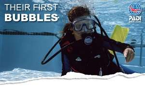 PADI Scuba Courses for Kids in Pattaya, Thailand