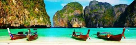 Phi Phi Island Diving and Snorkeling Sites