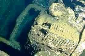 Umbria Wreck (Red Sea 1940)